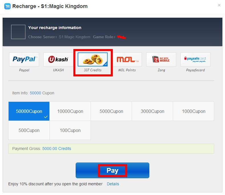 Cheats ddtank 337 coupons : Cloudscape coupon